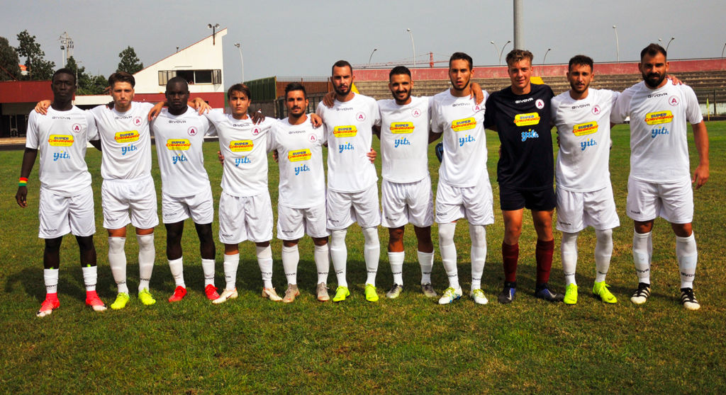 YITH sponsors the Acireale soccer team