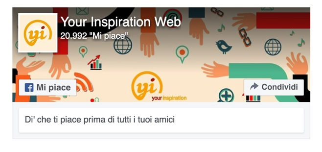 Create Your Inspiration Web, the Italian blog dedicated to Web Design